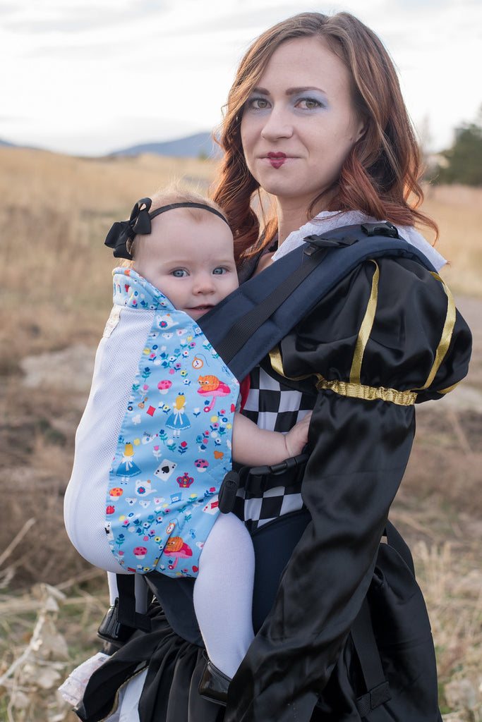 Alice with Koolnit - Toddler Soft Structured Carrier