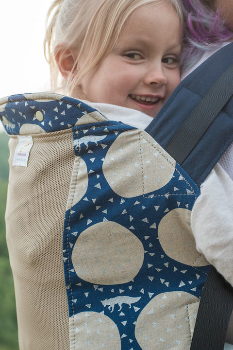 Luminescent w/ Koolnit Mesh - Toddler Child Carrier