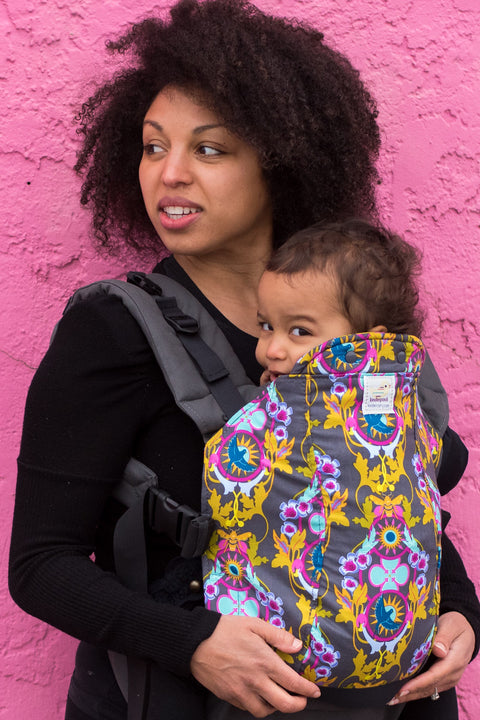 Birds & Bees - Standard Soft Structured Baby Carrier