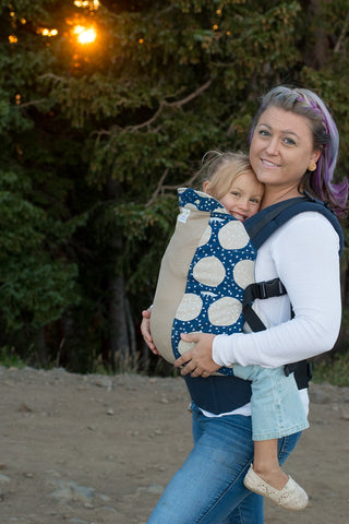 Luminescent w/ Koolnit Mesh - Infant Baby Carrier