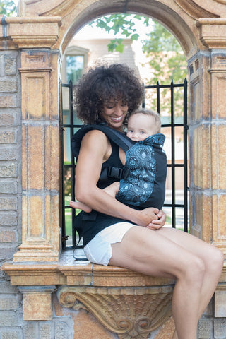 Transcend w/  Koolnit Mesh- Preschool Soft Structured Child Carrier