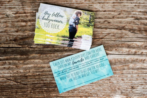 Refer-a-Friend Cards!