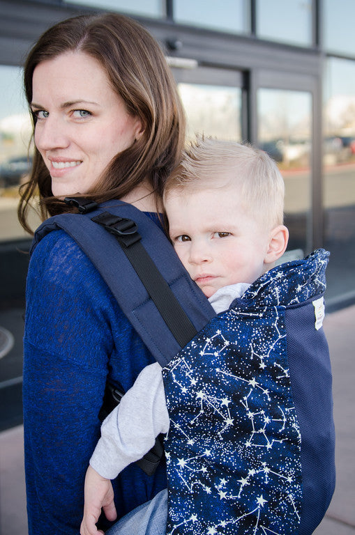 Constellations w/ Koolnit- Toddler Soft Structured Carrier