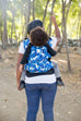 Galactic Unicorn - Toddler Soft Structured Child Carrier