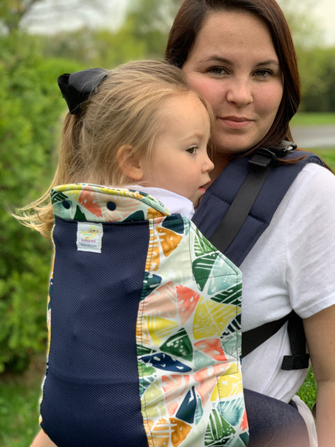 Bermuda w/ Koolnit- Standard Soft Structured Baby Carrier