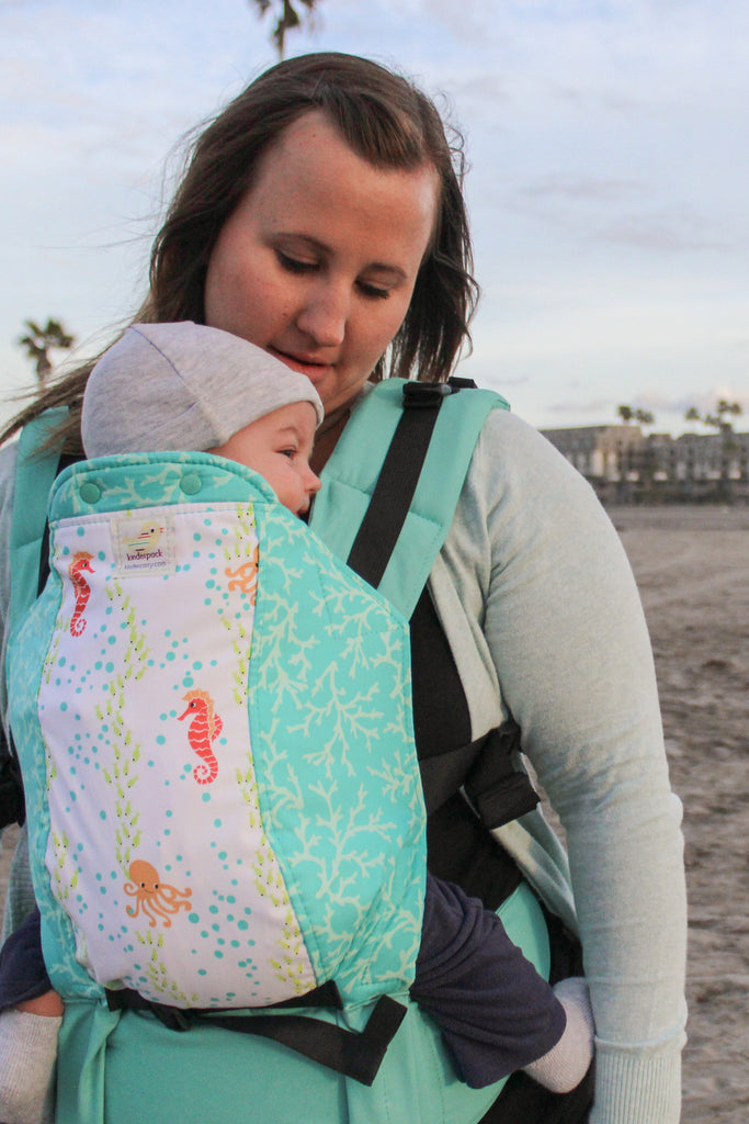 Aquarius Duo- Infant Soft Structured Baby Carrier