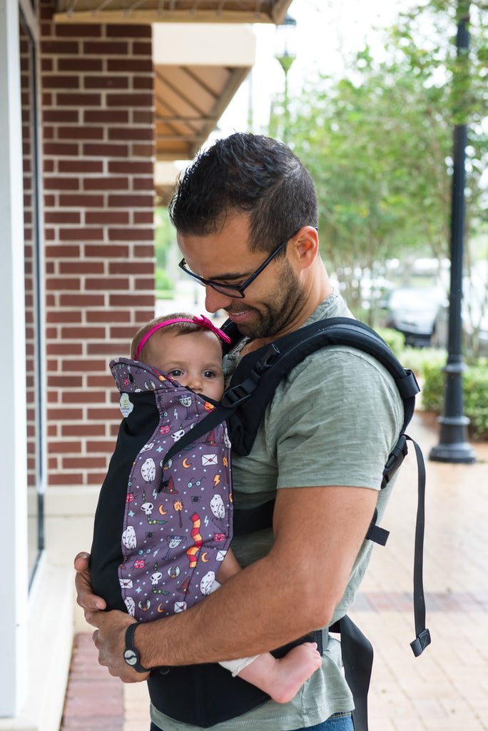 Solemnly Swear w/ Koolnit Mesh - Preschool  Soft Structured Child Carrier