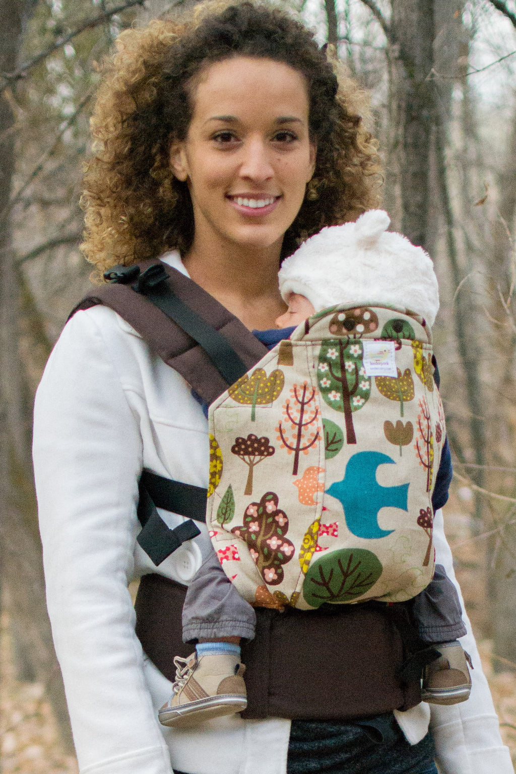 Woodland Whimsy- Toddler Soft Structured Child Carrier