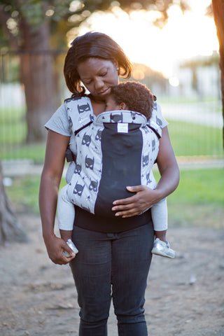 Batsy w/ Koolnit Mesh - Soft Structured Baby Carrier PREORDER