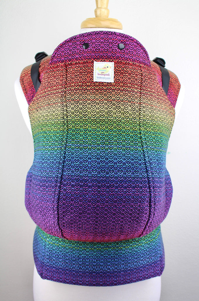 Rainbow Baby- Wrap Conversion Kinderpack
