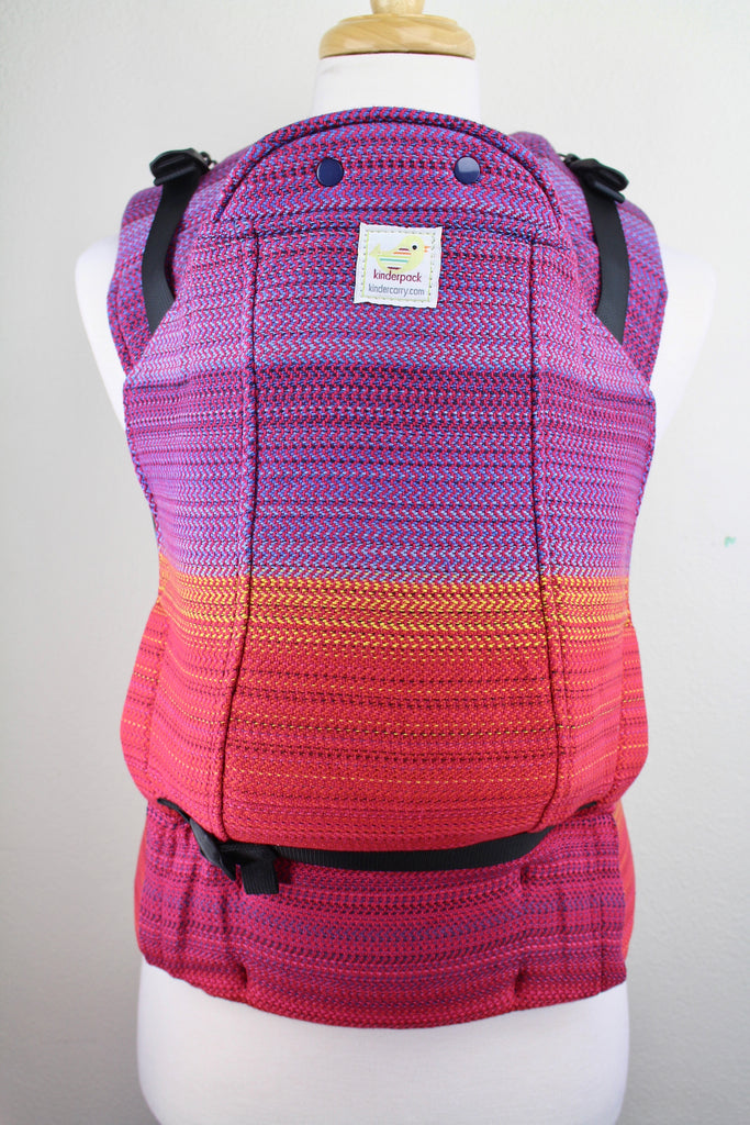 Journey- Magenta Weft- Wrap Conversion Kinderpack