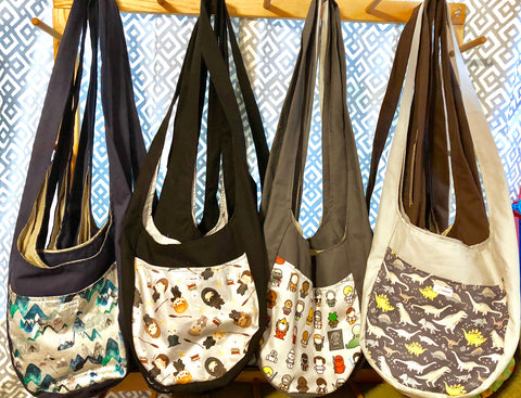 Crossbody Bag- Lots of prints!