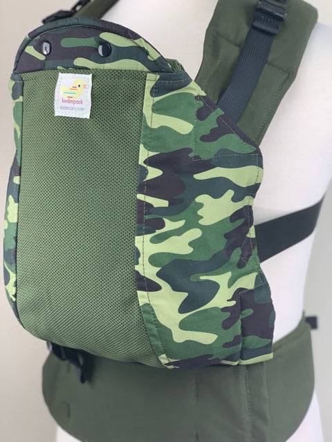 Camo with Koolnit- Preschool Kinderpack