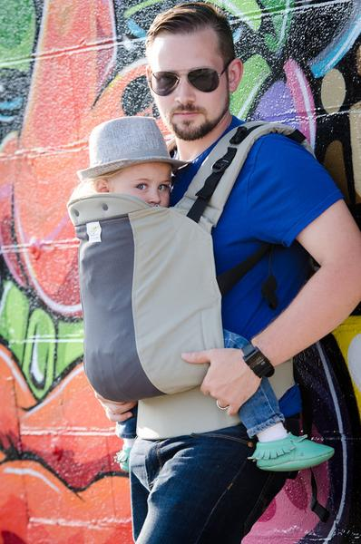 Mist w/ Koolnit  - Preschool Soft Structured Child Carrier
