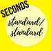 STANDARD/STANDARD SIZE- Seconds Sale!