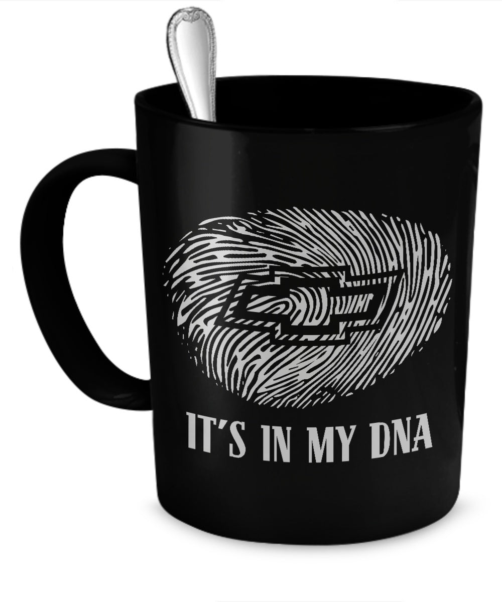 Coffee Mug - It's In My DNA - Chevy