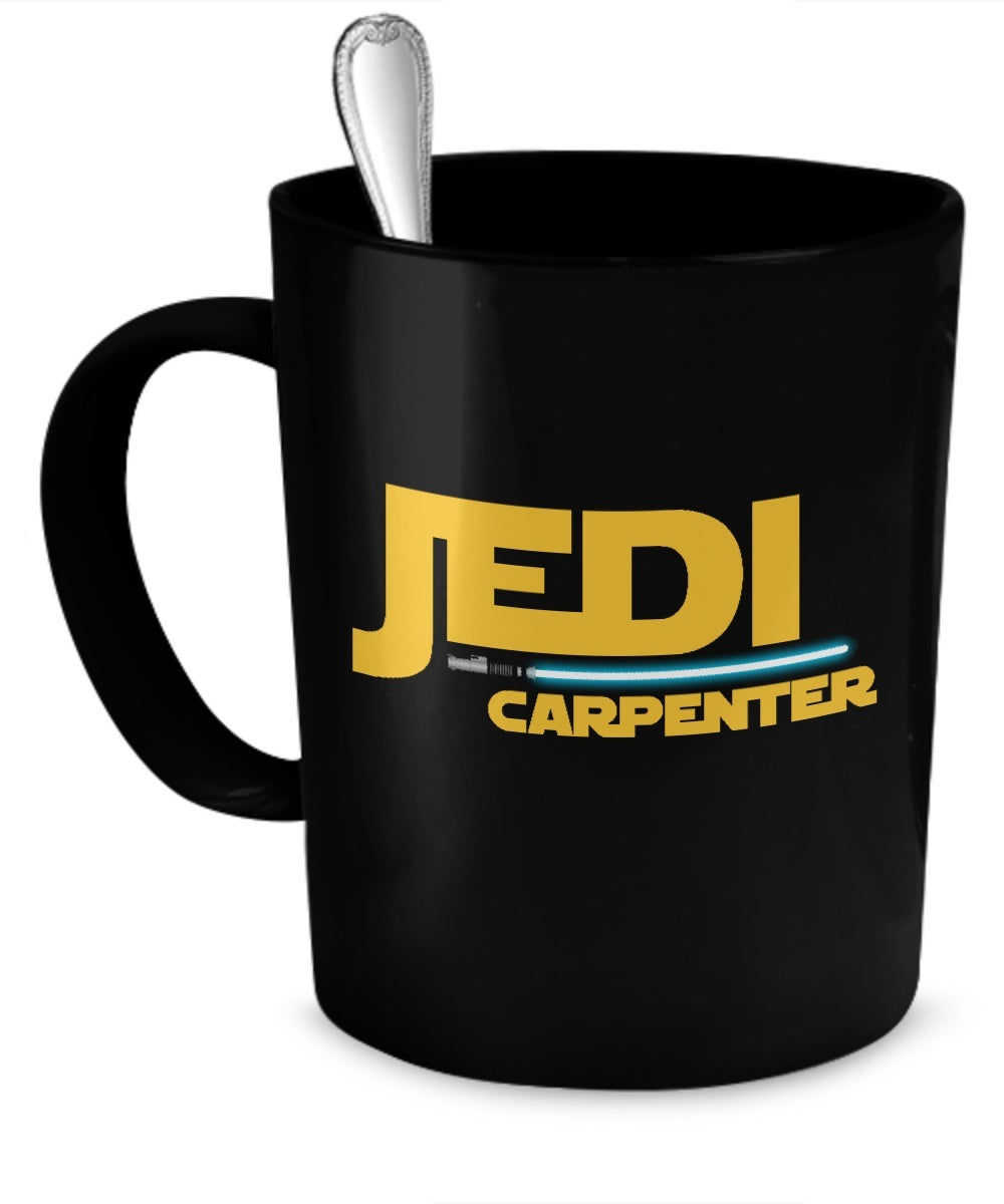 Coffee Mug - JEDI Carpenter Mug