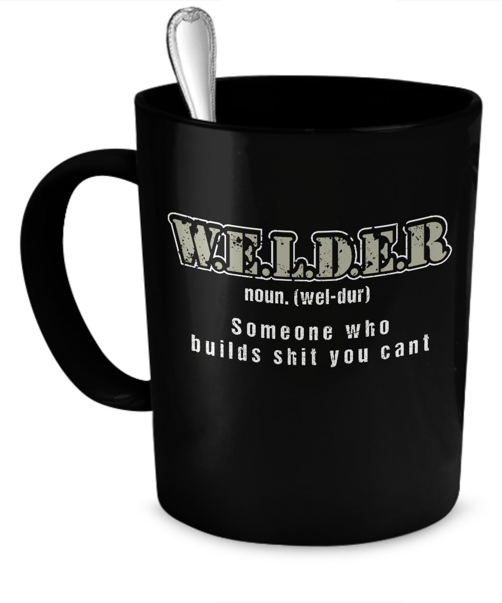Coffee Mug - Welder Meaning Mug