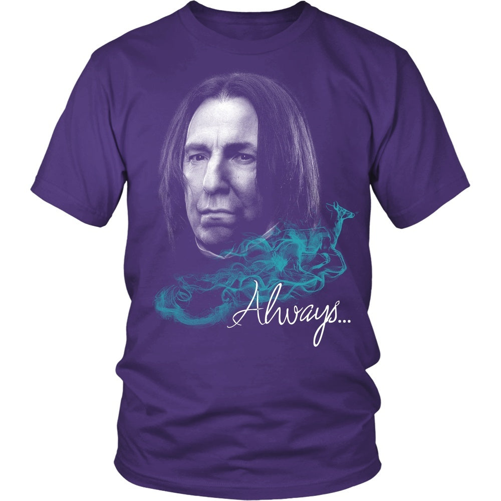 T-shirt - Always Professor Snape Shirt