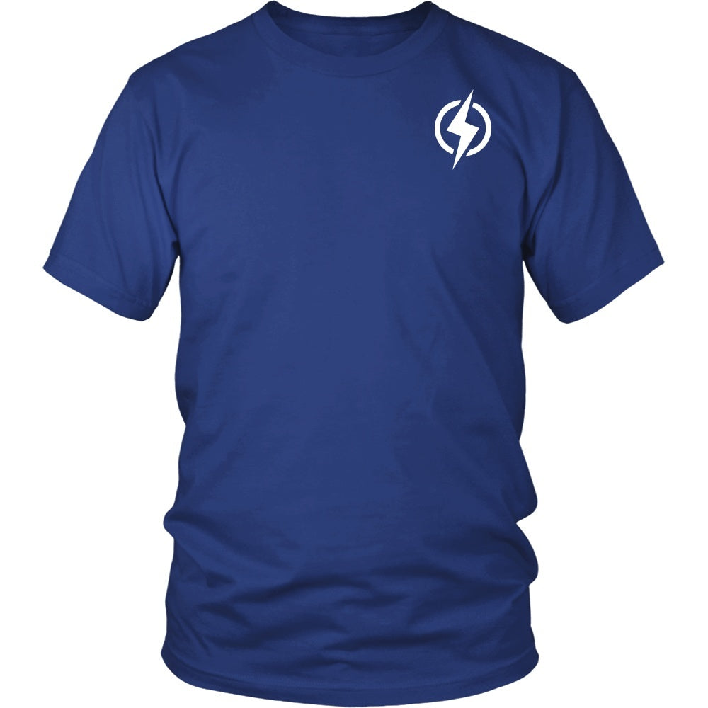 T-shirt - Electrician Title