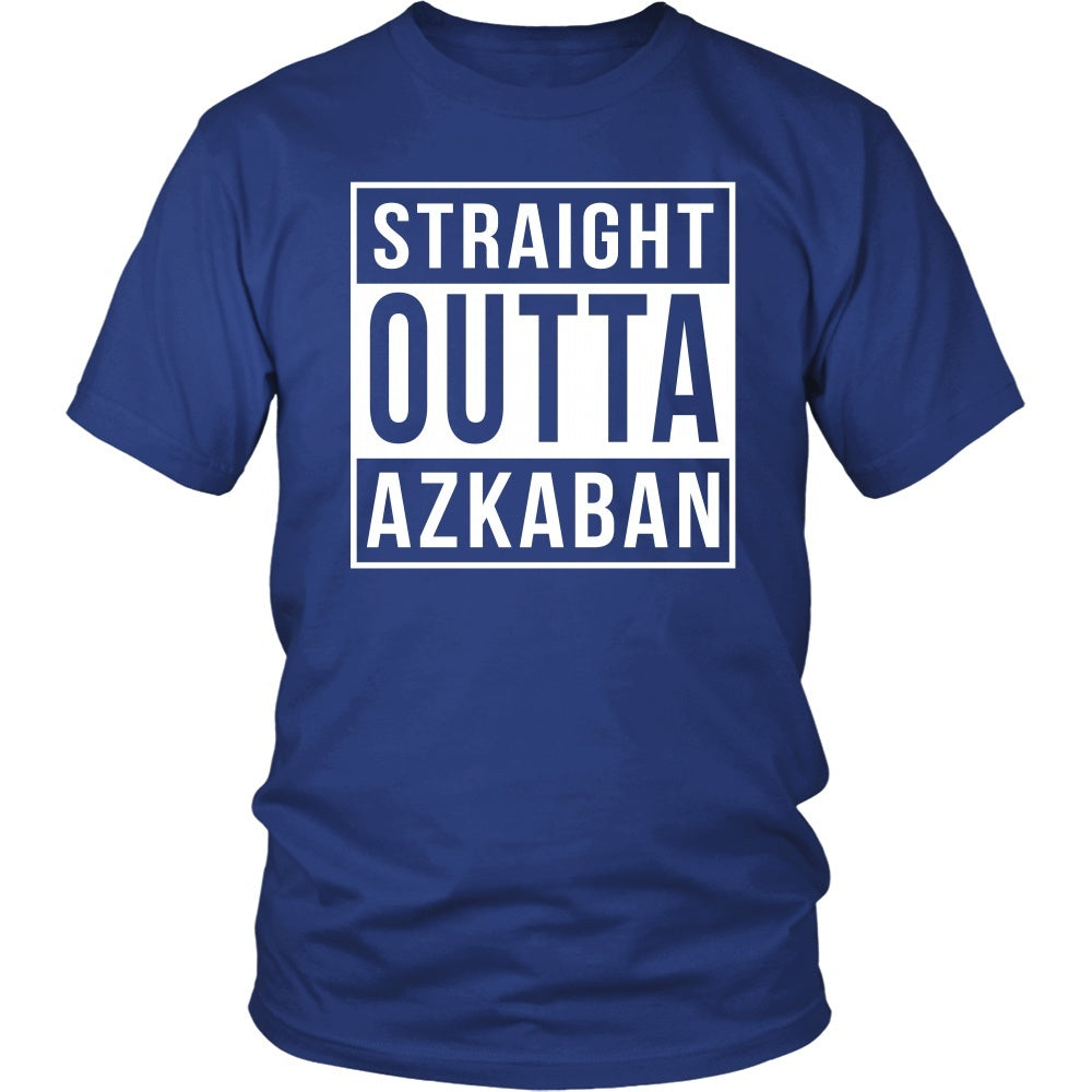 T-shirt - Straight Outta Azkaban