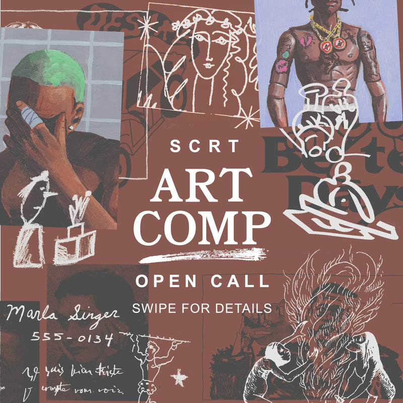 Art Comp - Open Call