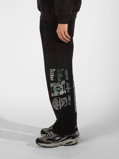 Pantalon Morphology Set - Noir