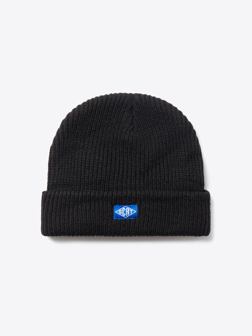 Diamond Logo Beanie - Black