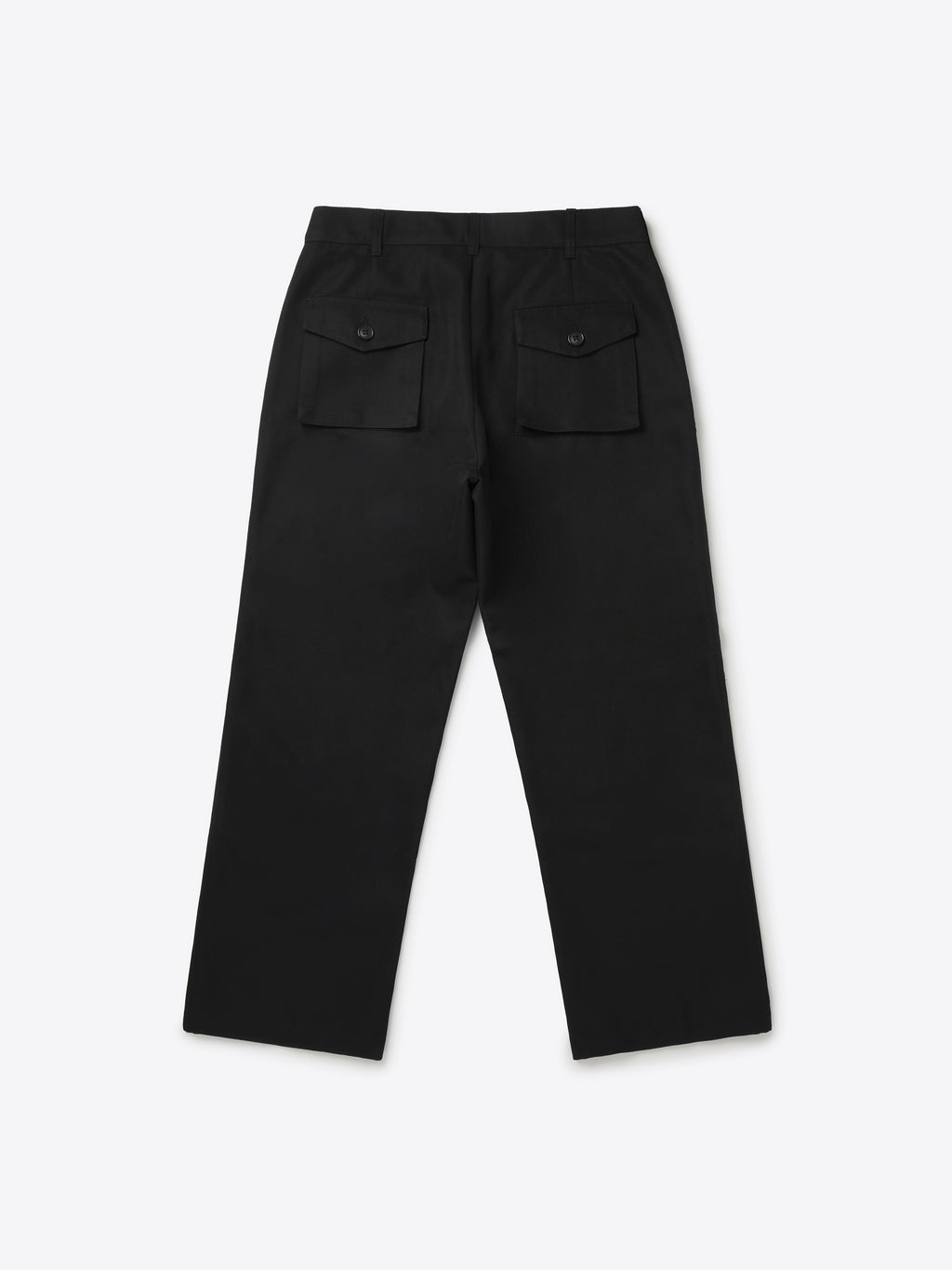 Pocket Set Trousers - Black