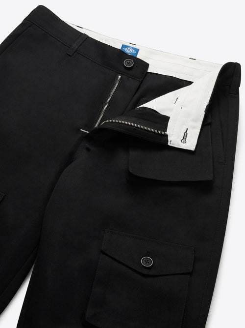 Pantalón Pocket Set - Negro