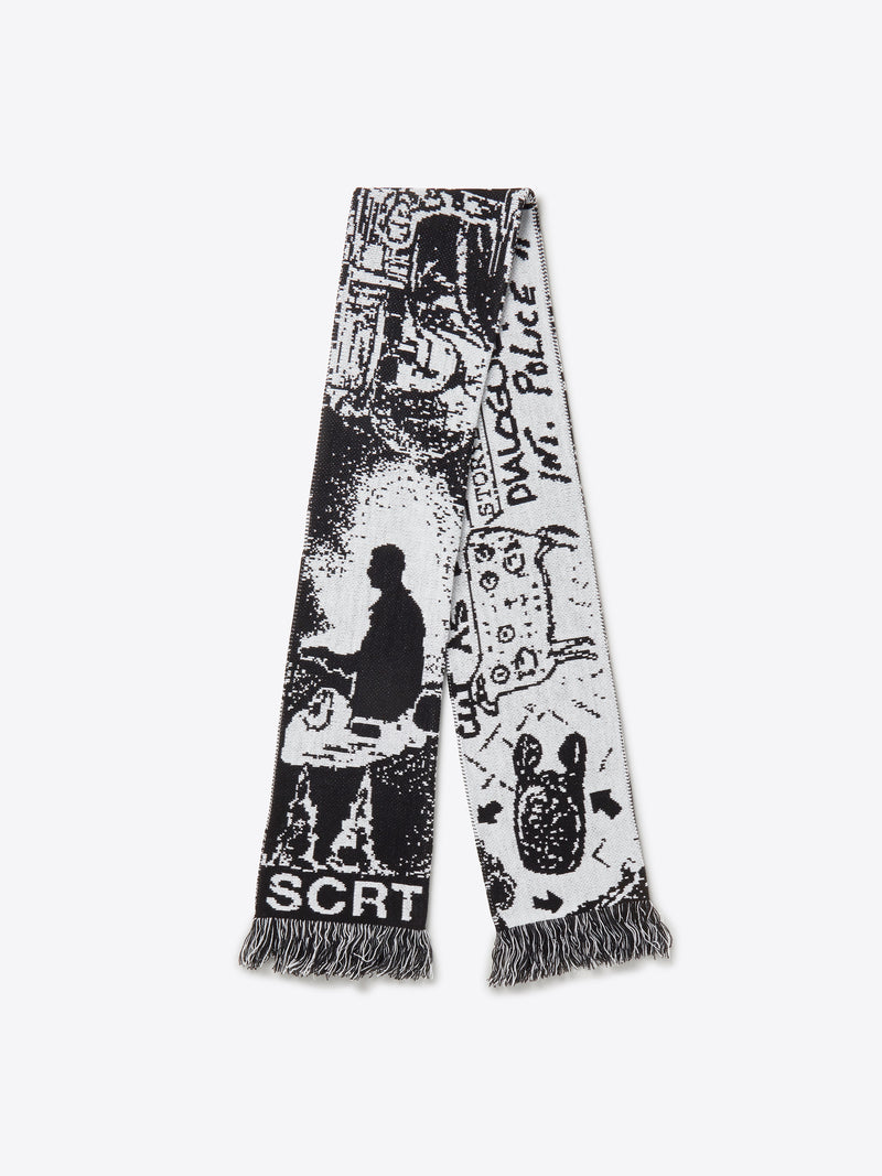 Biomechanics Scarf
