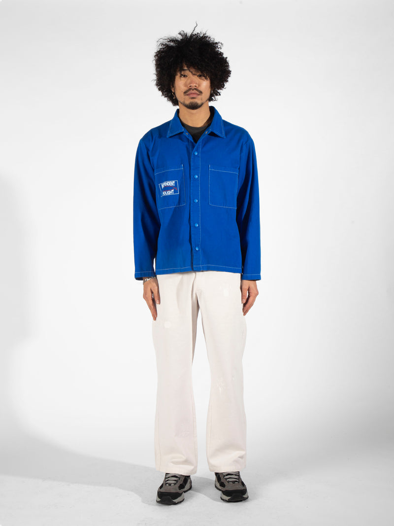 Independent Work Shirt - Blue