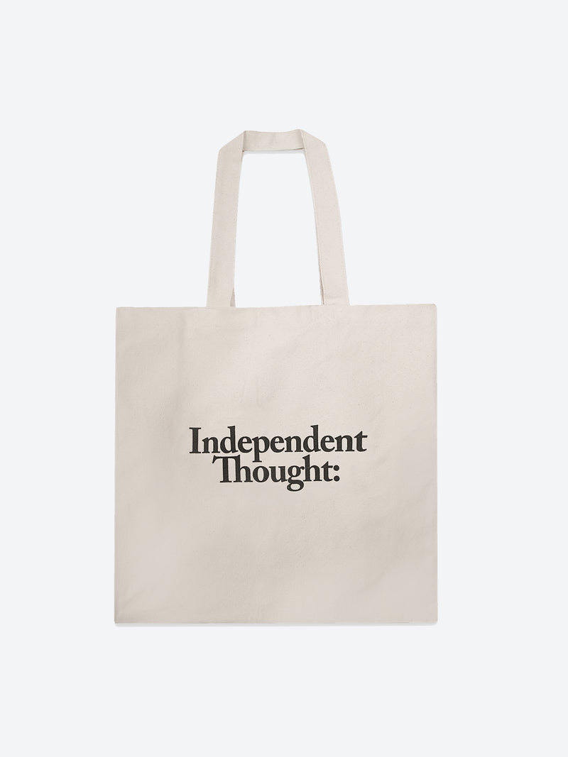 Independent Thought: Tote - Natural