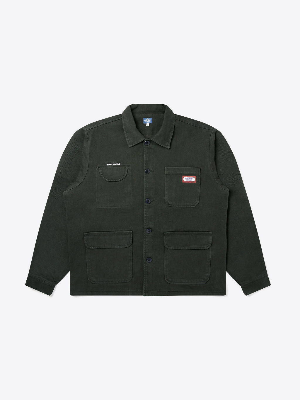 Independent Chore Jacket - Undergrowth