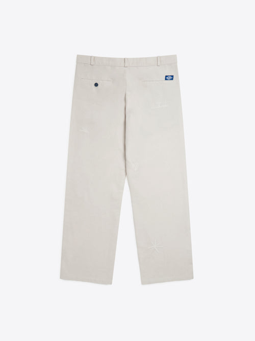 Paix Trousers - Natural