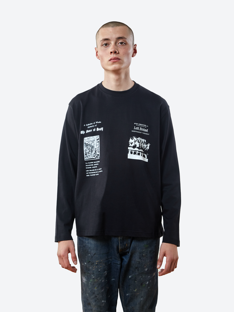 Danse Long Sleeve - Black