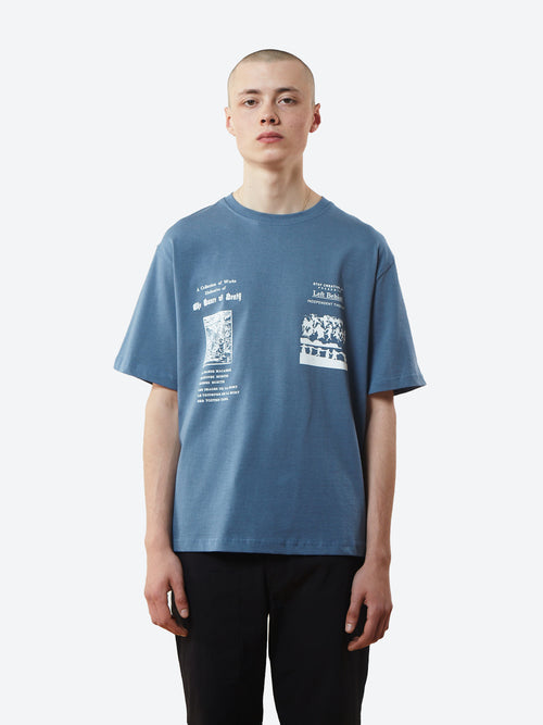 Danse T-Shirt - China Blue