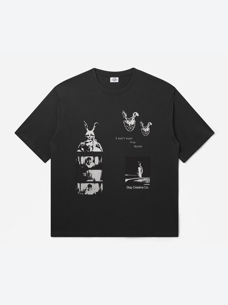 Darko T-Shirt - Black