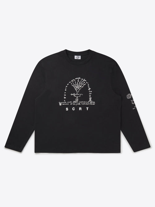 Fountain Long Sleeve - Black