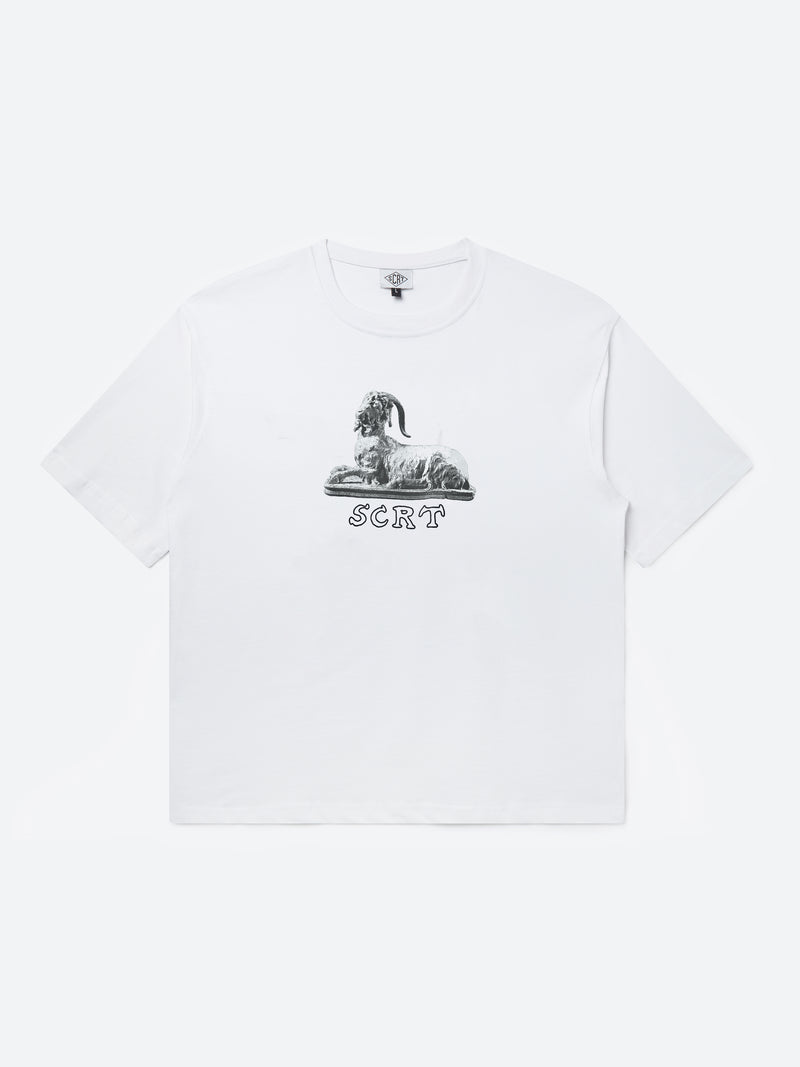 Goat T-Shirt - White