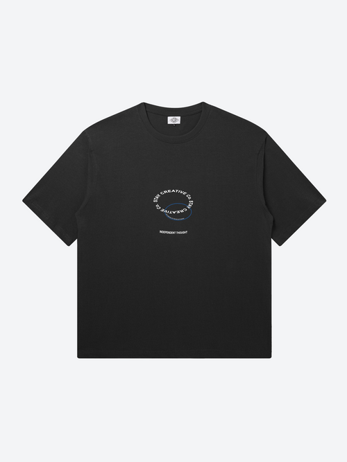 Stay Creative T-Shirt - Black