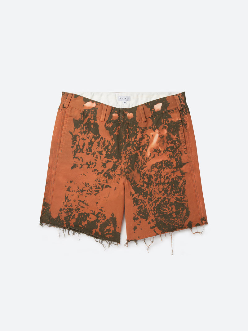 Pallet Shorts - Burnt Orange