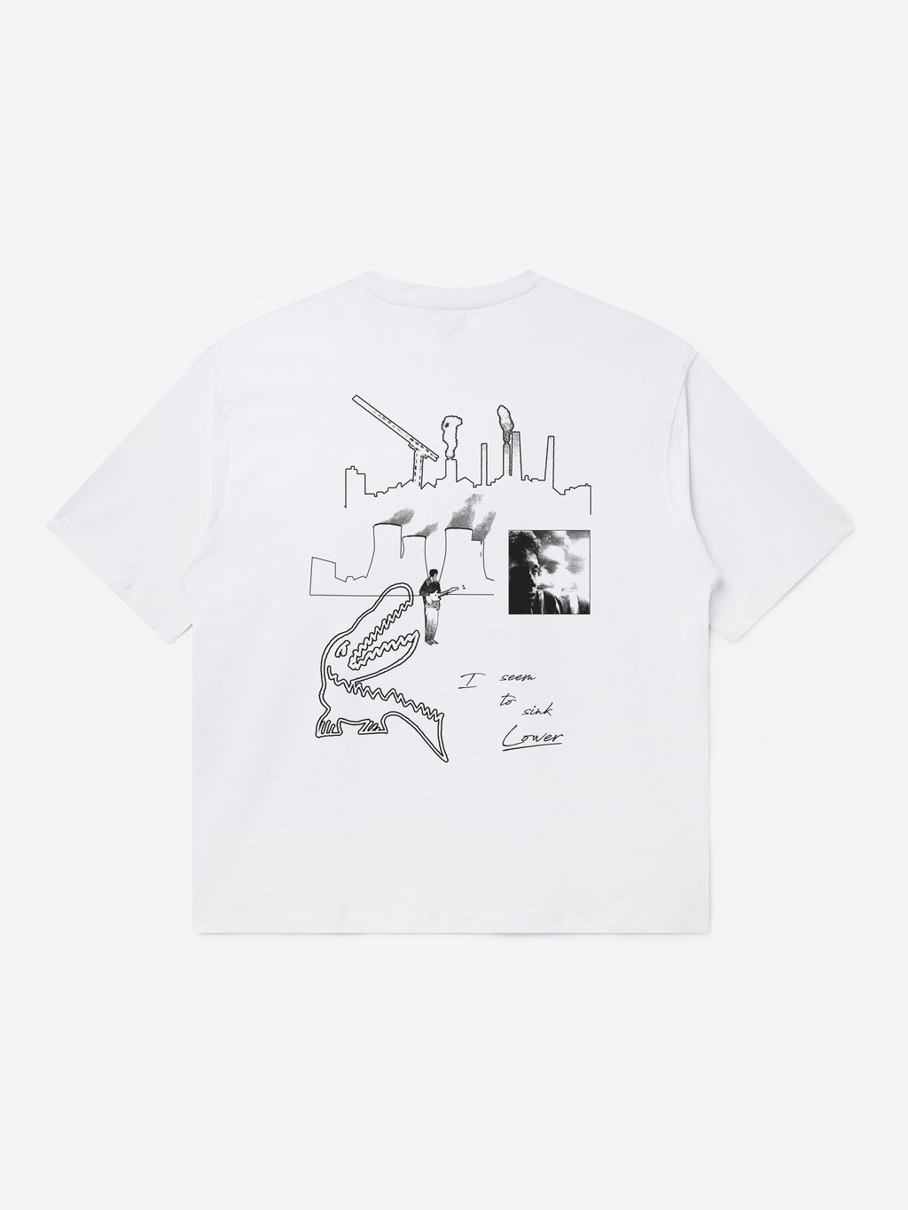 King Krule T-Shirt - White