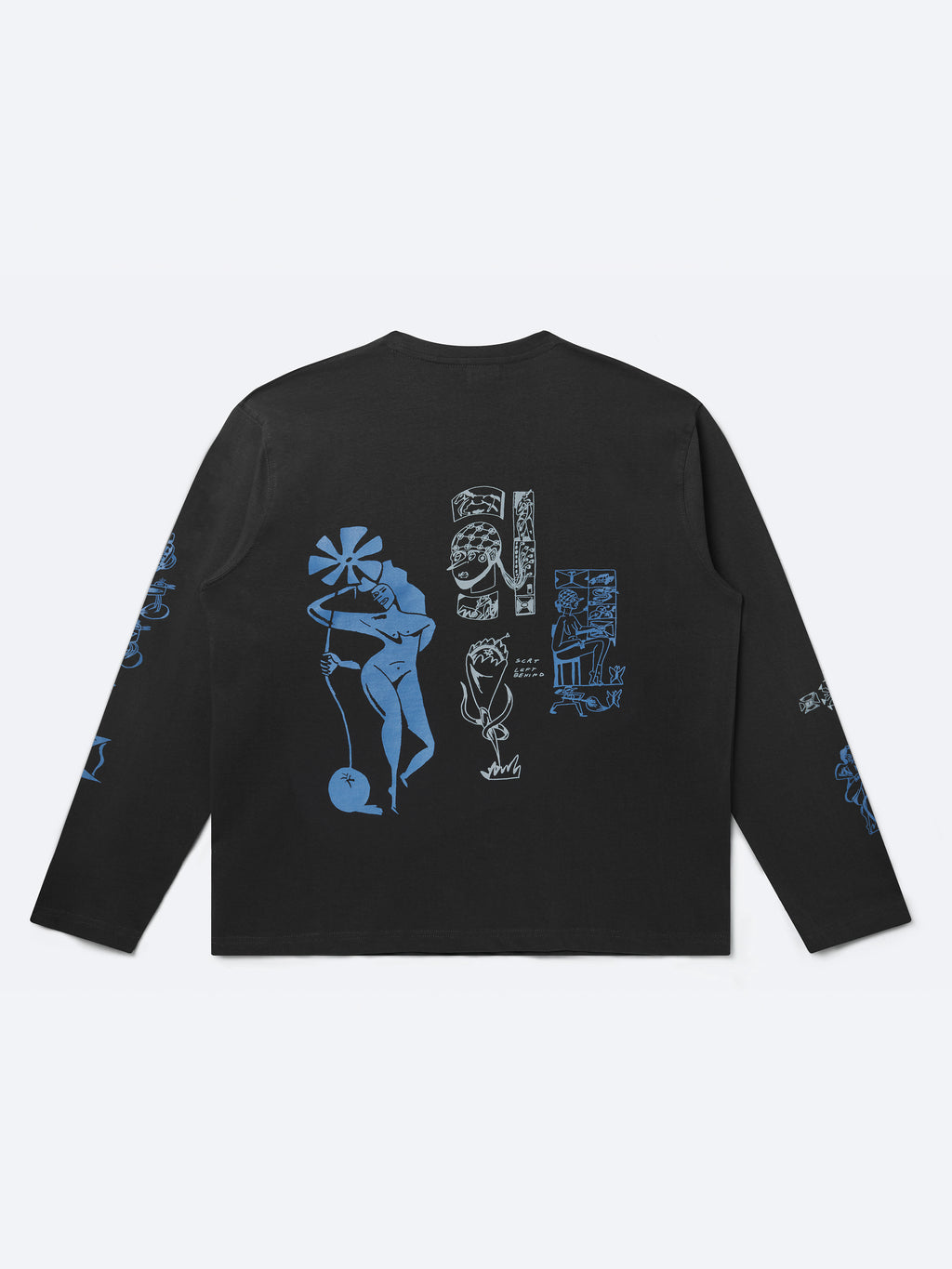 Posthuman Long Sleeve - Black