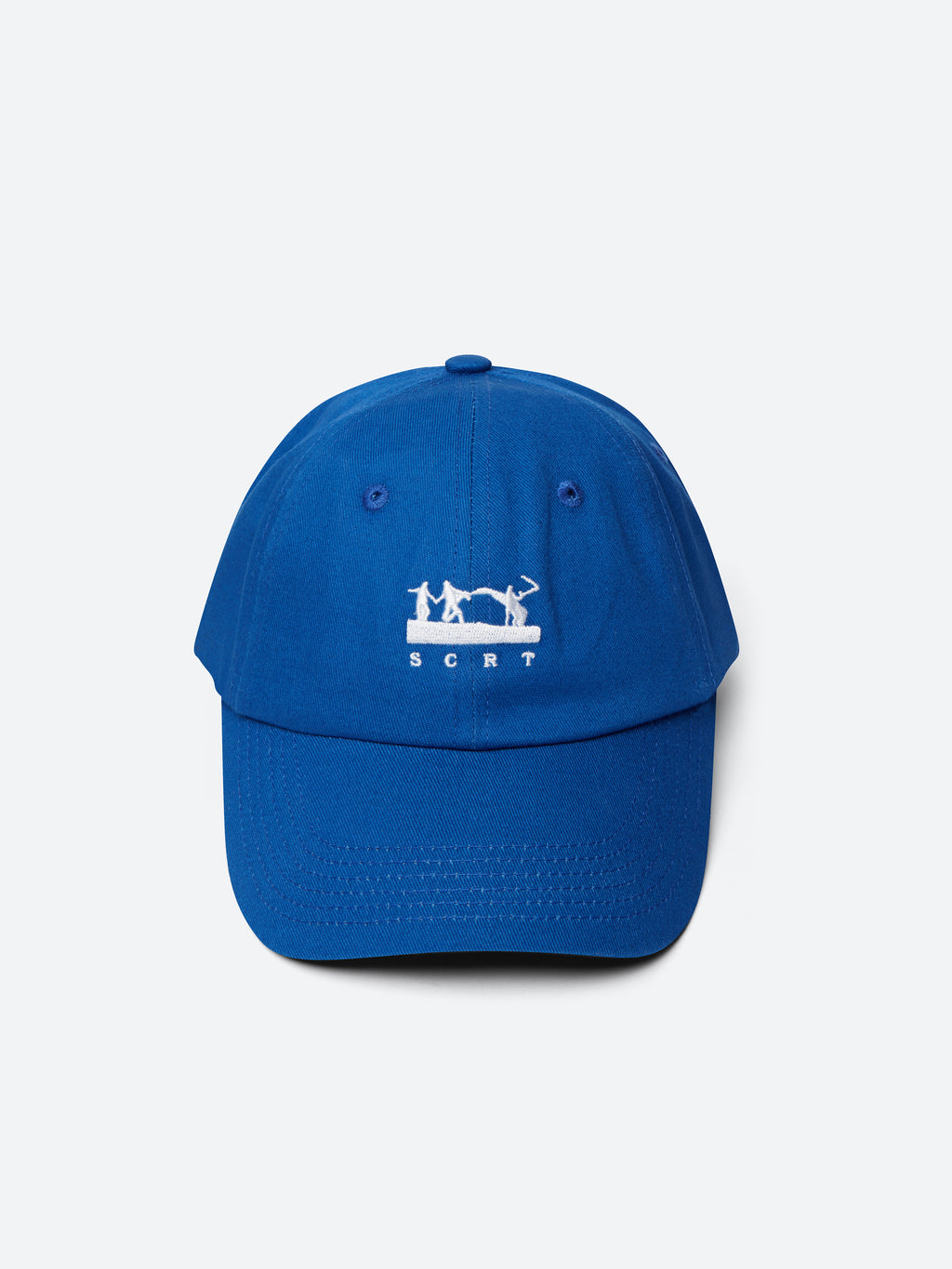 Left Behind 6-Panel - Classic Blue