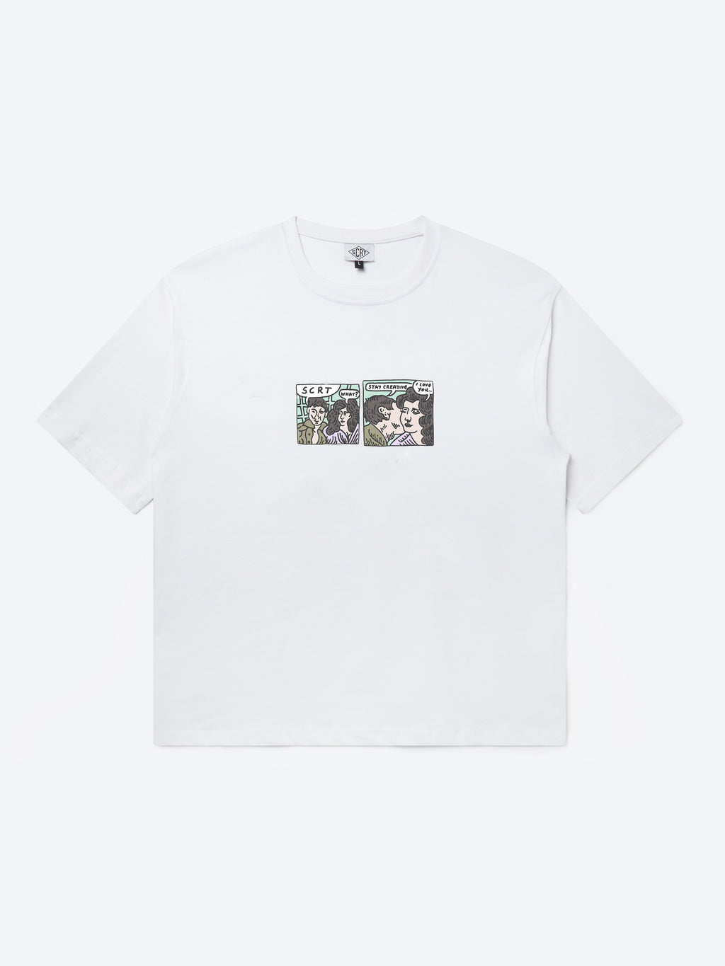 Lovers T-Shirt - White