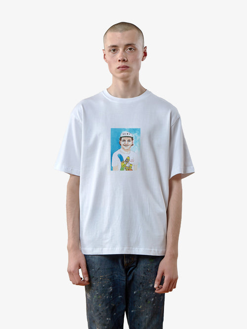 Mac T-Shirt - White