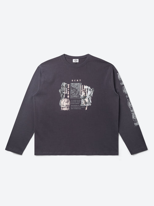 Macabre Long Sleeve - Nine Iron