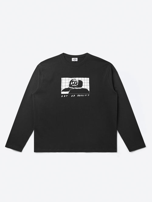 T-shirt Out Of Reality - Noir