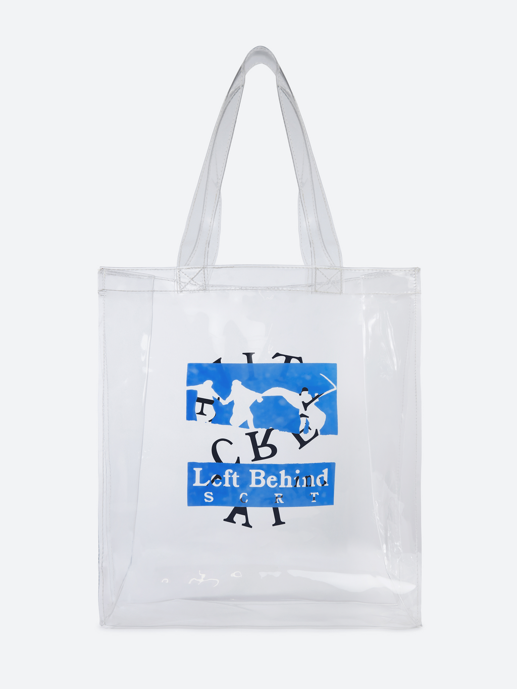 PVC Tote Bag - Transparent